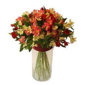 Bouquets de fleurs d'automne