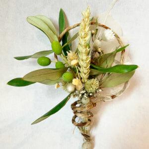 boutonnière olivier